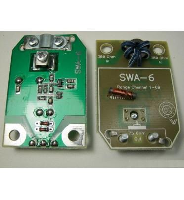 Плата усиления SWA-6 (к Антенне APS-8)