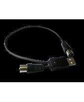 USB-инжектор питания для активных антенн «REMO BAS-8001»