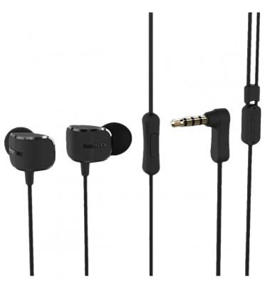 Гарнитура Remax RM-502 черная