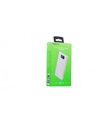 Портативный аккумулятор BOROFONE BT2D (30000 mAh) белый (95330)