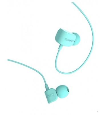 Гарнитура Remax RM-502 голубая