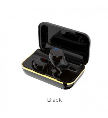 Наушники беспроводные BOROFONE BE8 черные (53088)
