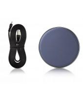 Беспроводное зарядное устройство Remax RP-W10 голубое