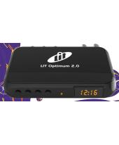 Ресивер эфирный цифровой DVB-T2 Lit Optimum 2.0 AC3