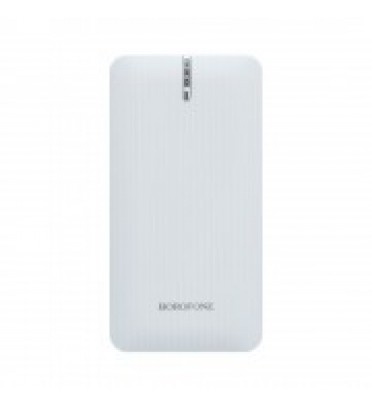 Портативный аккумулятор BOROFONE BT18B (25000 mAh) белый (95392)