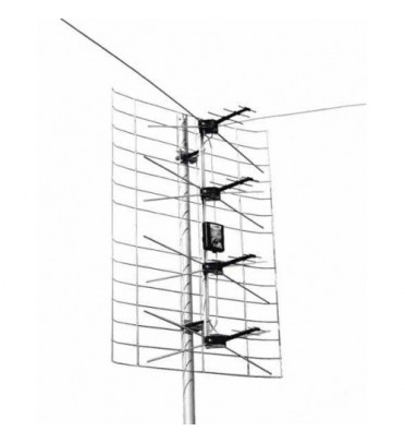 Антенна телевизионная APS-8 (с блоком питания)