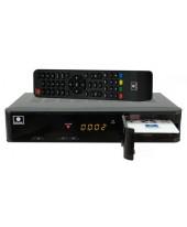 Комплект спутниковый НТВ ПЛЮС HD  Центр (1HD VA PVR (DTS 6923A), карта доступа 184 руб.)