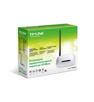 Беспроводной маршрутизатор TP-Link TL-WR 740N