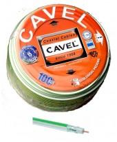 Кабель CAVEL SAT 703 B (GI,RO Белый, 100 м.)