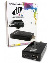 Ресивер эфирный цифровой DVB-T2 Lit Compact