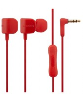 Гарнитура Remax RM-502 красная