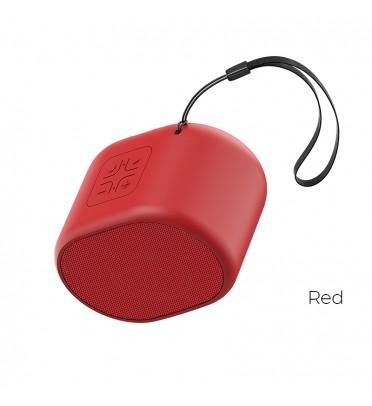 Колонка беспроводная BOROFONE BP4 красная (00841)