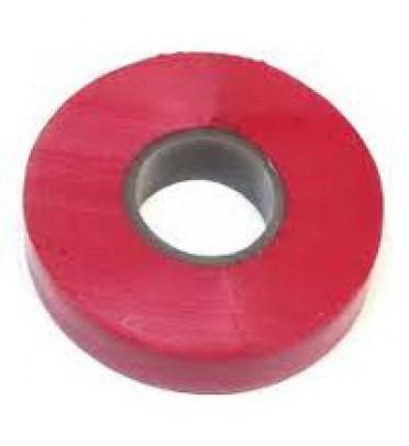 Изолента 15мм х 20м красная  REXANT, 09-2604