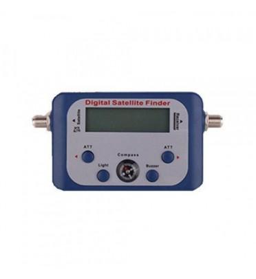 Измеритель уровня сигнала спутникового ТВ цифровой SF-9504  (SAT FINDER)  REXANT, 12-1103