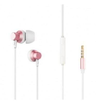 Гарнитура Remax RM-512 розовая