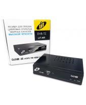 Ресивер эфирный цифровой DVB-T2 Lit Air