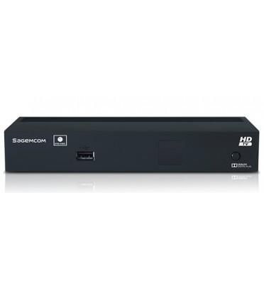 Цифровой спутниковый телетюнер Sagemcom DSI-74 HD